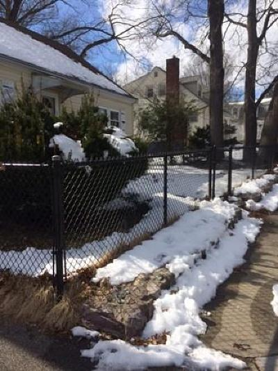 Boston Single Family Home Under Agreement: 19 Ralwood Rd