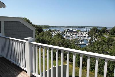 Bourne Condo/Townhouse Under Agreement: 1090 Shore Road #2-4