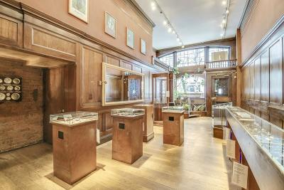 Commercial For Sale: 97 Newbury Street