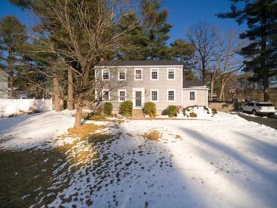 Franklin Single Family Home Under Agreement: 14 Colt