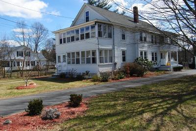 chelmsford Rental For Rent: 7 Warren Ave #First Fl