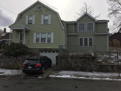 Malden Single Family Home For Sale: 48 Glen Rock Ave