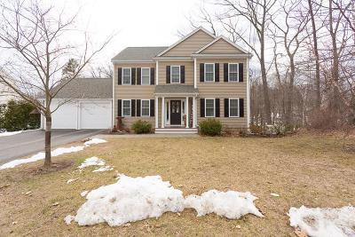 Maynard Single Family Home Under Agreement: 4 1st Street