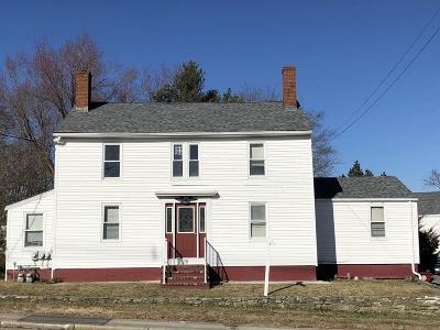 Middleboro Multi Family Home For Sale: 28 E Main St.