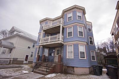 Multi Family Home For Sale: 516 Washington St