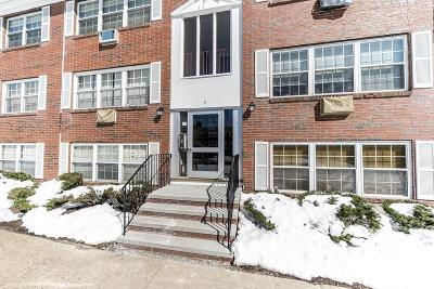 Weymouth Condo/Townhouse Under Agreement: 5 Tara Dr #10