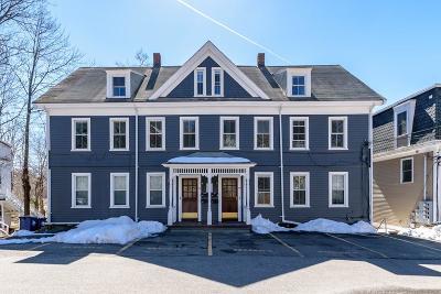 Multi Family Home Under Agreement: 124-126 Kenrick St