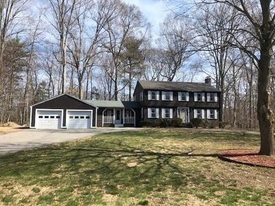 Wenham, Hamilton Single Family Home For Sale: 72 Ortins Road