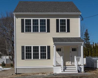 Needham Rental Under Agreement: 57 Oak Street #1