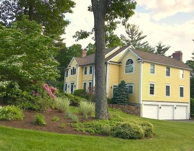 Wenham, Hamilton Single Family Home For Sale: 6 Charles Davis Dr