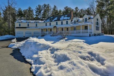 Billerica Single Family Home Under Agreement: 8 Kara Lane