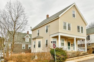 Multi Family Home Under Agreement: 154 Durnell