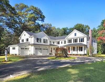 Concord Single Family Home For Sale: 312 Nashoba Road