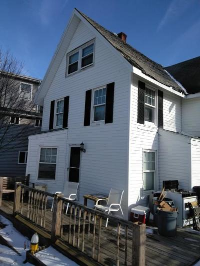 Weymouth Single Family Home Under Agreement: 119 Wessagussett Rd