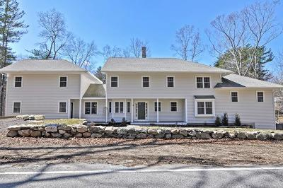 Millis Single Family Home Under Agreement: 219 Orchard Street