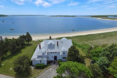 Bourne Single Family Home For Sale: 96 Rocky Point Rd