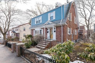 Single Family Home For Sale: 20 Rosemont Street