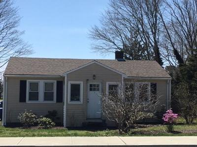 Falmouth Single Family Home For Sale: 397 Jones Rd