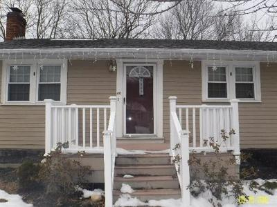 Whitman MA Single Family Home For Sale: $295,480