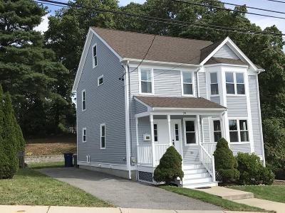 Boston Single Family Home For Sale: 29 Maplewood St