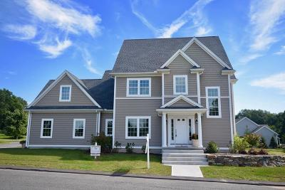 Wilbraham Single Family Home For Sale: Lot 11 Oak Farm Lane