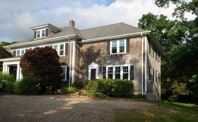 MA-Barnstable County Condo/Townhouse For Sale: 545 West Falmouth #2