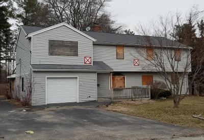 Framingham Single Family Home Under Agreement: 21 Norman Dr