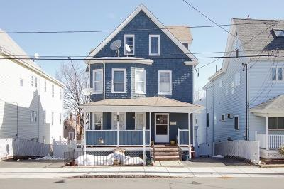 Revere Multi Family Home For Sale: 80 Crest Avenue