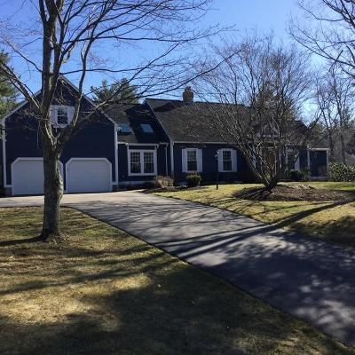 Braintree Single Family Home Under Agreement: 49 Albee Drive