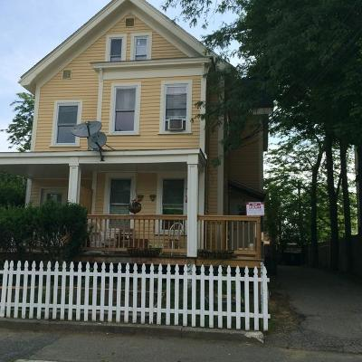 Framingham Multi Family Home Under Agreement: 38 Gordon St