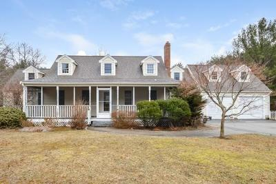 Plymouth Single Family Home Under Agreement: 31r Esta Rd