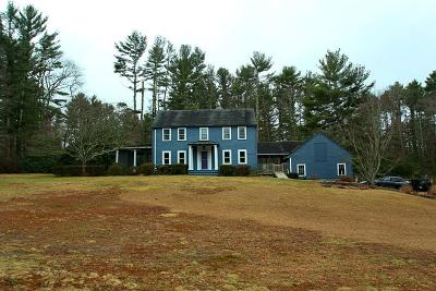 Duxbury Single Family Home Under Agreement: 20 Herring Weir Rd