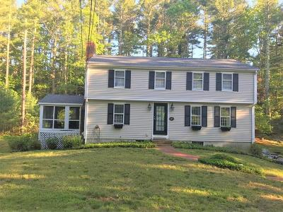Duxbury Single Family Home For Sale: 147 Church Street