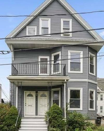 Somerville Rental For Rent: 12 Cutter Ave #2