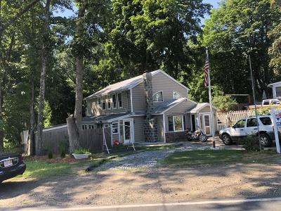 Methuen Single Family Home For Sale: 343 Hampshire Rd