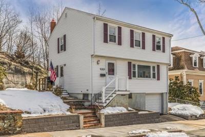 Malden Single Family Home Under Agreement: 11 Clyde St