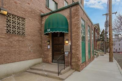 Somerville Condo/Townhouse Under Agreement: 94 Beacon St #33