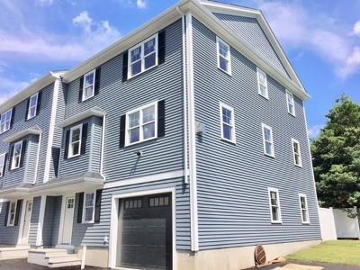 Waltham Condo/Townhouse For Sale: 29 Orange Street #3