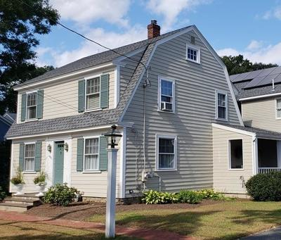 Concord Single Family Home For Sale: 480 Laws Brook Rd