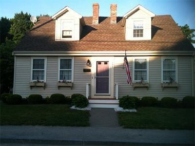 Braintree Condo/Townhouse For Sale: 495 Commercial Street #495