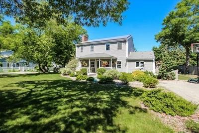 Bourne Single Family Home For Sale: 41 Puritan Road