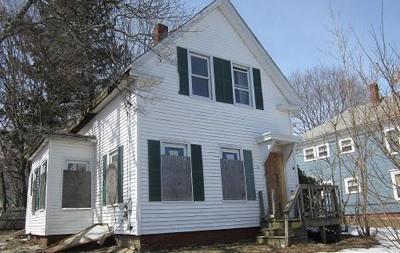 Brockton Single Family Home For Sale: 12 Fairmount Ave