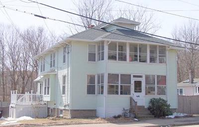Weymouth Multi Family Home Under Agreement: 1153-1155 Commercial St