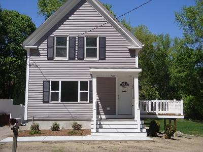 West Bridgewater Single Family Home For Sale: 22 Grant Street