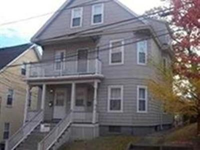 Somerville Condo/Townhouse Under Agreement: 8 Conwell St #8