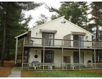 Mashpee Condo/Townhouse Under Agreement: 70 Cape Dr #11C