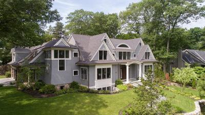 Wellesley Single Family Home For Sale: 65 White Oak Road