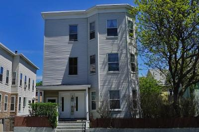 Somerville Rental For Rent: 335 Beacon St #3