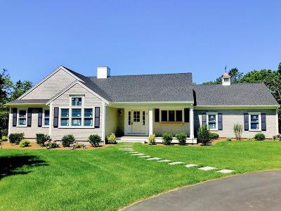 MA-Barnstable County Single Family Home For Sale: 34 Cranberry Run Rd