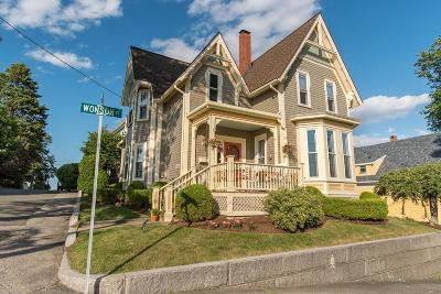 Gloucester Single Family Home For Sale: 1 Clarendon Street